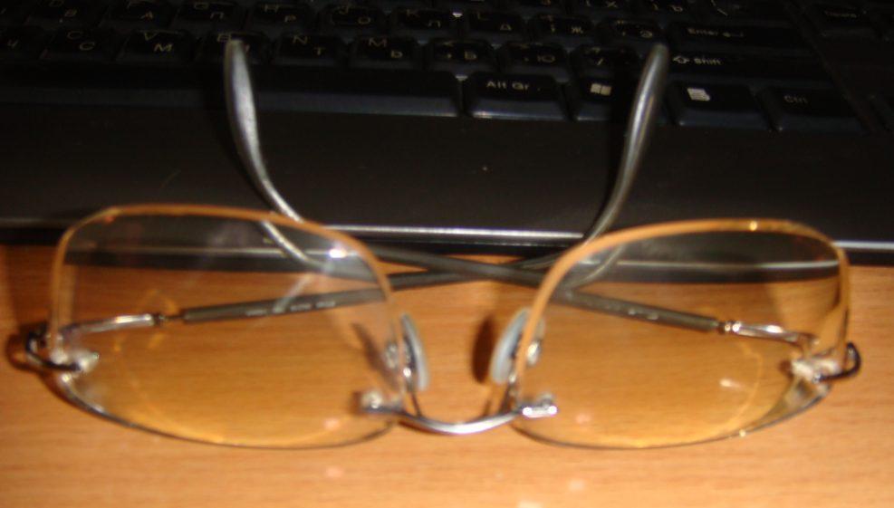 Как сделать бифокальные очки 140