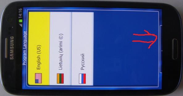 GPS lt • Temos rodymas - iGO Primo™ v2 4, v2 0 1 for Android